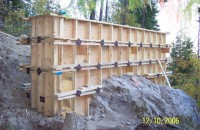 Cast In Place Abutment